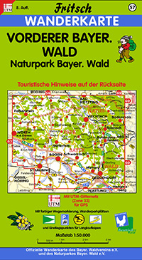 "Nr. 141 ""Bad Kissingen - Bad Neustadt - Bad Bocklet"" M. 1:35.000, 3.Auflage"